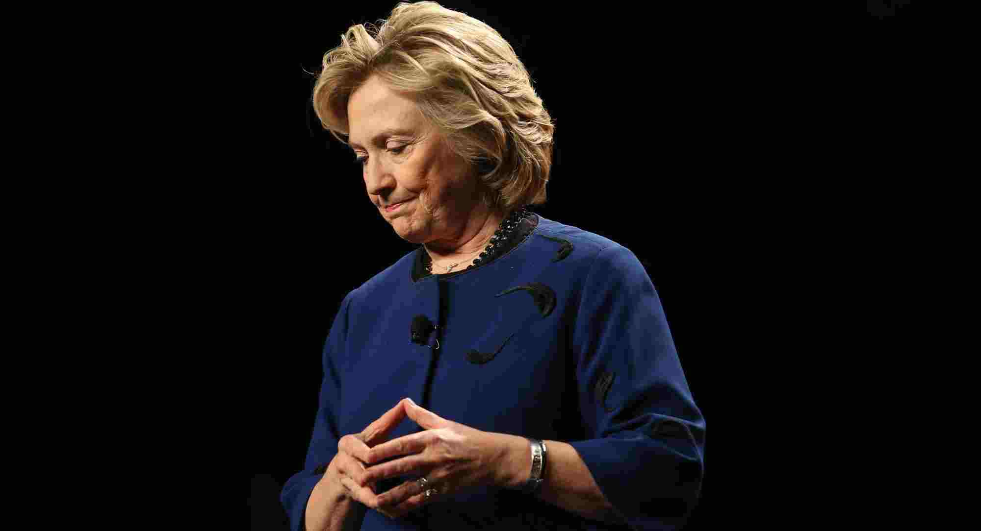 Hillary Clinton, disappointed with e-mails